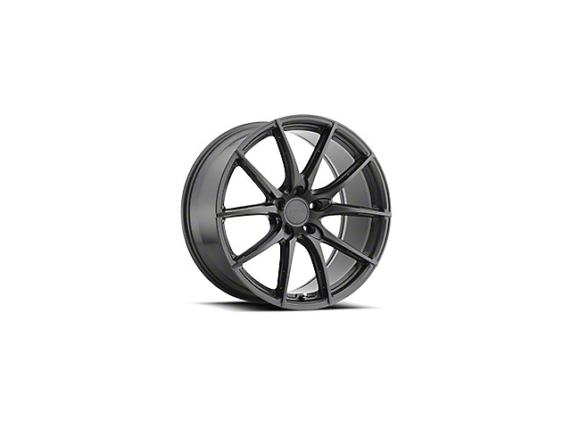 TSW Sprint Gloss Gunmetal Wheel - 20x8.5 (05-14 All)
