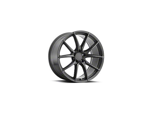 TSW Sprint Gloss Gunmetal Wheel - 20x8.5 (15-18 All)