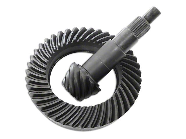 Richmond Ring and Pinion Gear Kit; 4.56 Gear Ratio (99-04 V6)