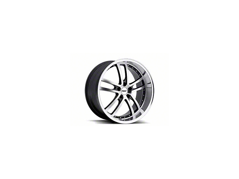 TSW Cadwell Gunmetal with Mirror Cut Face Wheel; 20x8.5 (15-20 EcoBoost, V6)
