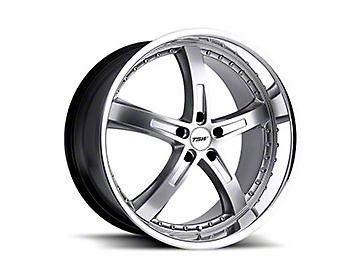 TSW Jamara Hyper Silver Wheel - 20x8.5 (05-14 Standard GT, V6)