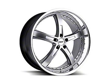 TSW Jamara Hyper Silver Wheel - 20x8.5 (15-18 EcoBoost, V6)