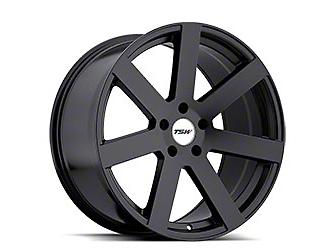 TSW Bardo Matte Black Wheel - 20x8.5 (15-18 All)