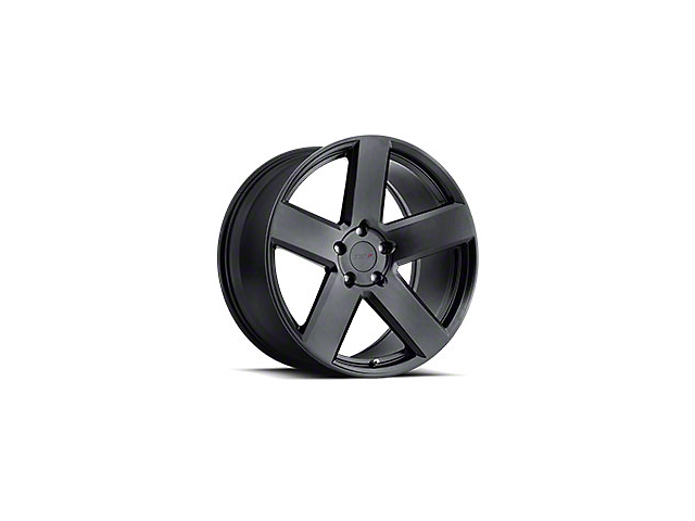 TSW Bristol Matte Black Wheel - 20x8.5 (05-14 Standard GT, V6)