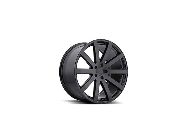 TSW Brooklands Matte Black Wheel; 20x8.5 (15-20 GT, EcoBoost, V6)