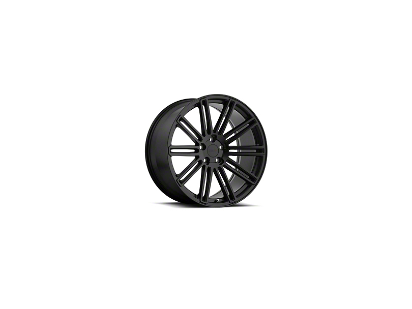 TSW Crowthorne Matte Black Wheel - 20x8.5 (05-14 Standard GT, V6)