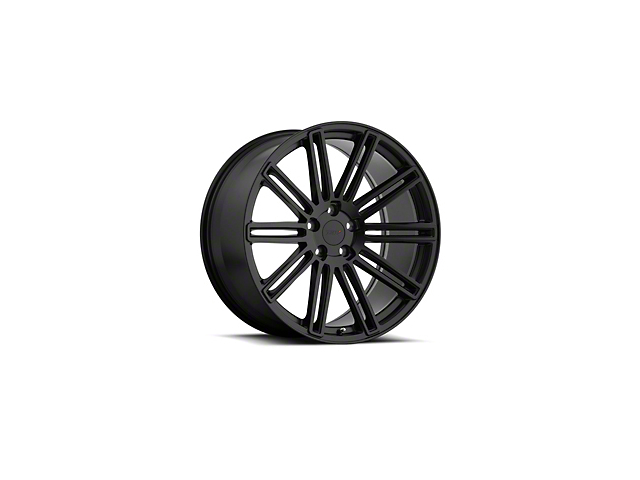 TSW Crowthorne Matte Black Wheel; 20x8.5 (15-21 Standard EcoBoost, V6)