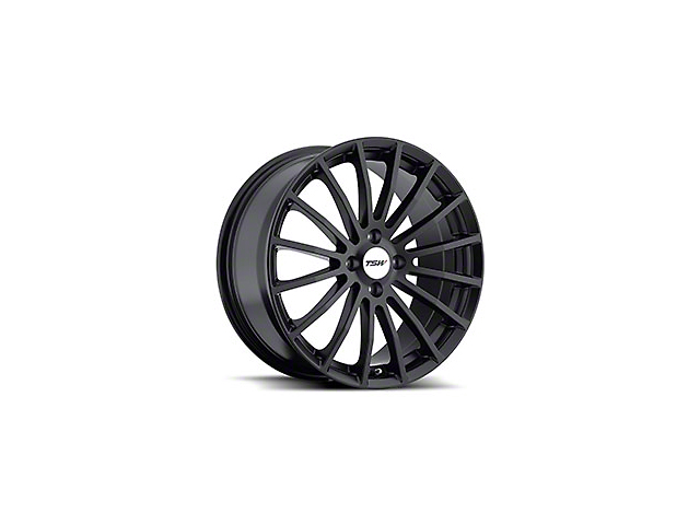 TSW Mallory Matte Black Wheel - 20x8.5 (05-14 All)