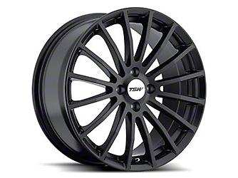 TSW Mallory Matte Black Wheel - 20x8.5 (05-14 All)