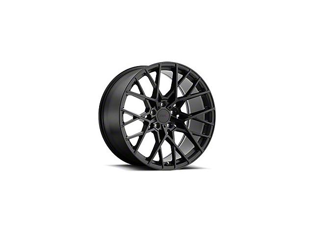 TSW Sebring Matte Black Wheel; 20x8.5 (15-20 GT, EcoBoost, V6)