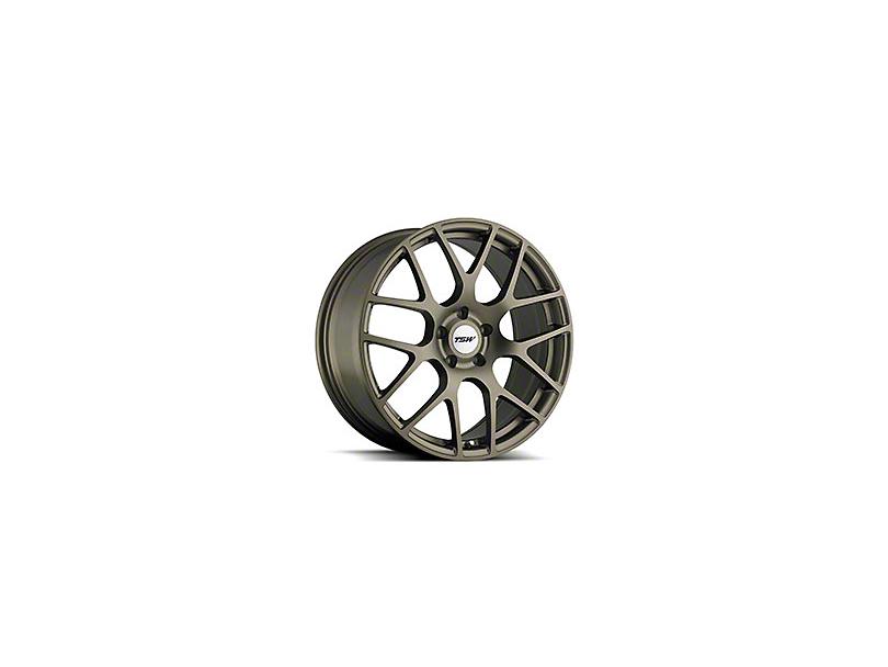 TSW Nurburgring Matte Bronze Wheel - 20x8.5 (15-18 All)