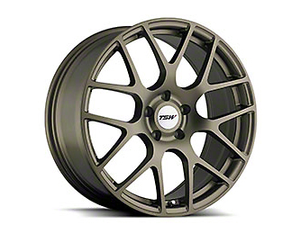 TSW Nurburgring Matte Bronze Wheel - 20x8.5 (15-18 All)