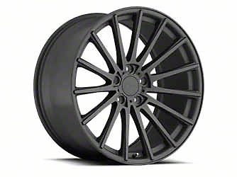 TSW Chicane Matte Gunmetal Wheel - 20x8.5 (05-14 Standard GT, V6)