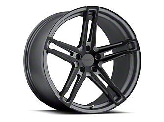 TSW Mechanica Matte Gunmetal Wheel - 20x8.5 (05-14 Standard GT, V6)