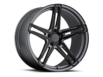 TSW Mechanica Matte Gunmetal Wheel - 20x8.5 (15-18 EcoBoost, V6)