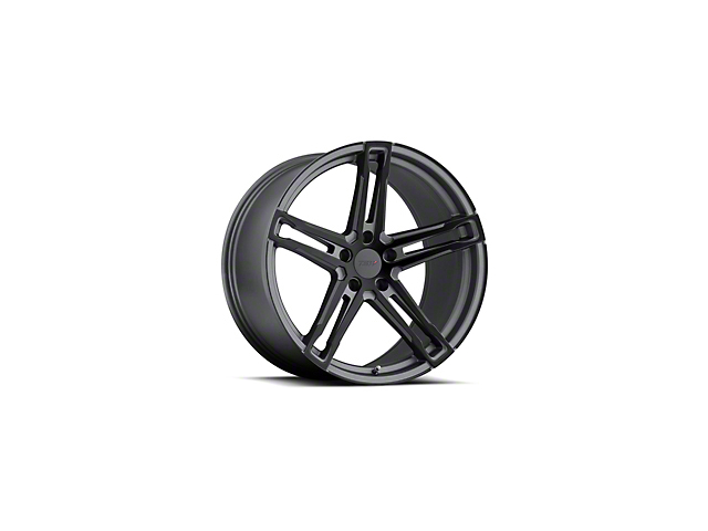 TSW Mechanica Matte Gunmetal Wheel - 20x9 (05-14 All)
