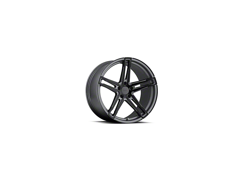 TSW Mechanica Matte Gunmetal Wheel - 20x9 (15-19 All)