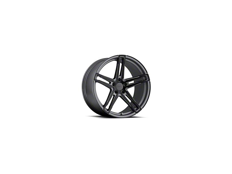 TSW Mechanica Matte Gunmetal Wheel - 20x9 (15-18 All)