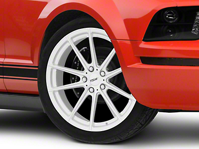 TSW Bathurst Silver Wheel - 20x9 (05-14 All)