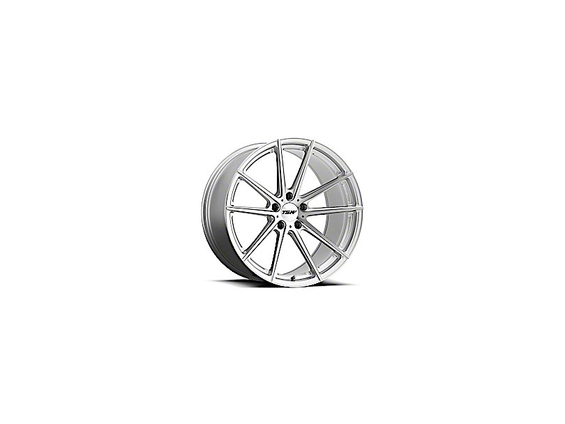 TSW Bathurst Silver Wheel - 20x9 (15-19 All)