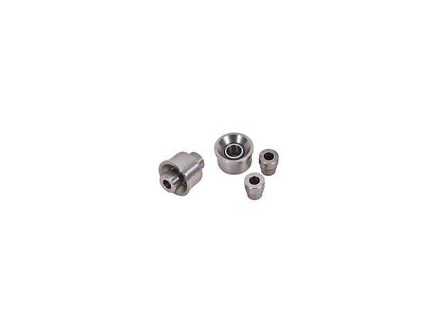 BMR Rear 8.8 in. Differential Spherical Bearing Kit - Stainless Steel (79-04 All)