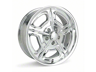 Race Star 32 Mirage Polished Wheel - 18x7 (87-93 w/ 5 Lug Conversion)
