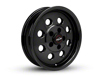 Race Star 82 Pro-Lite Black Chrome Wheel - 15x3.75 (94-04 GT, V6)