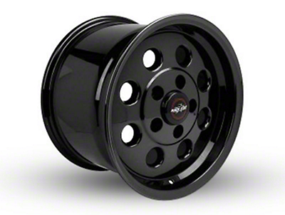Race Star 82 Pro-Lite Black Chrome Wheel - 17x4.5 (05-14 All, Excluding 13-14 GT500)