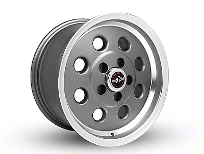 Race Star 82 Pro-Lite Metallic Gray Wheel - 15x10 (94-04 All)