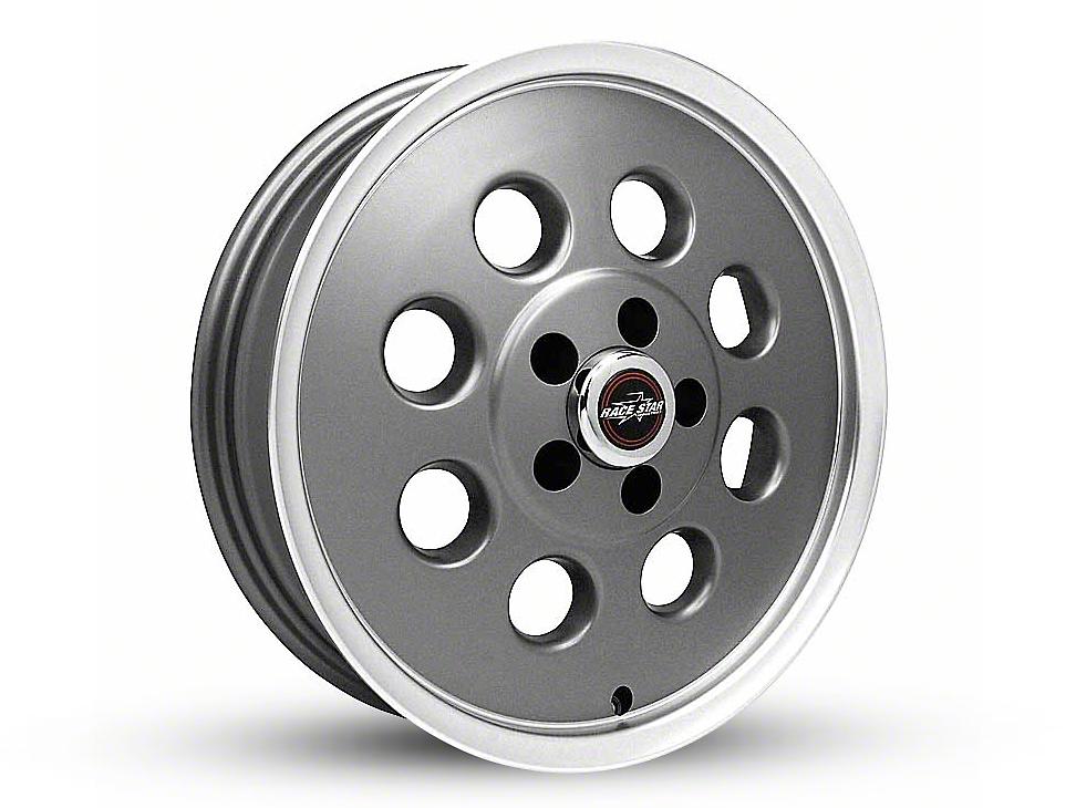 Race Star 82 Pro-Lite Metallic Gray Wheel - 15x3.75 (05-10 GT, V6)