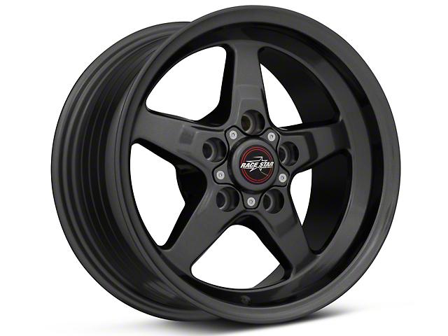 Race Star 92 Drag Star Bracket Racer Metallic Gray Wheel - 15x8 (05-14 All, Excluding 13-14 GT500)