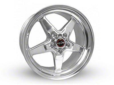 Race Star 92 Drag Star Polished Wheel - Direct Drill - 20x9 (05-14 All)