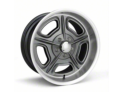 Race Star 32 Mirage Metallic Gray Wheel - 18x7 (94-04 All)