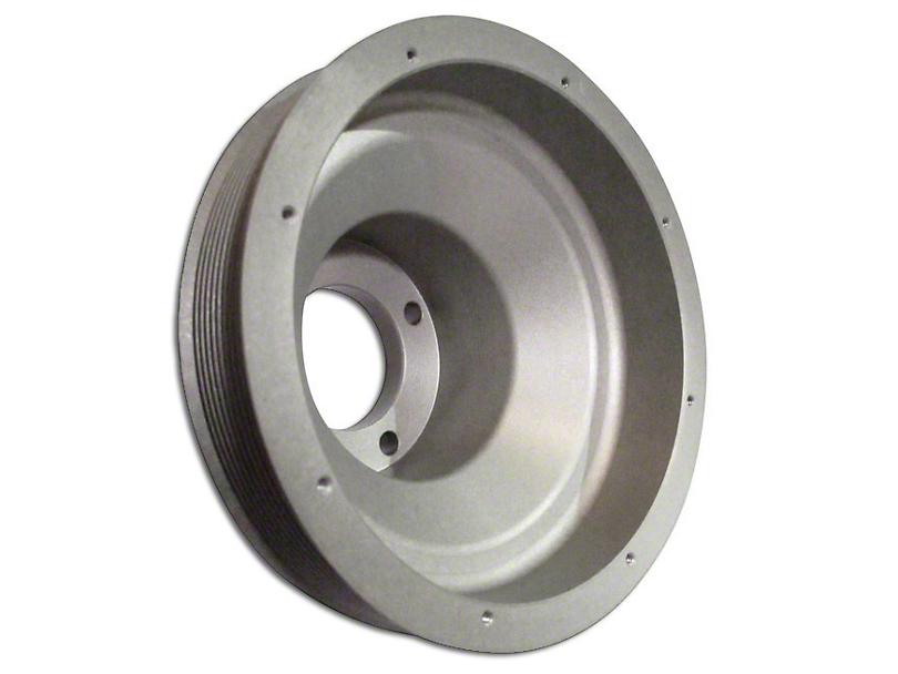 Vortech 8-Rib Serpentine Crank Pulley (86-93 5.0L)