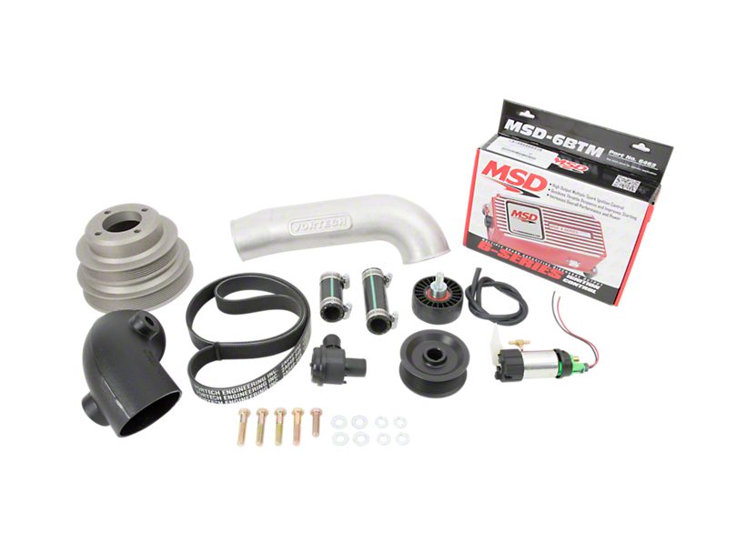 Vortech Supercharger High Output Upgrade Kit (86-93 5.0L)