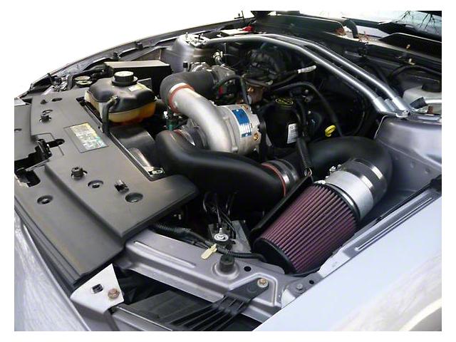 Vortech V-2 Si-Trim Supercharger Kit - Polished (05-08 V6)