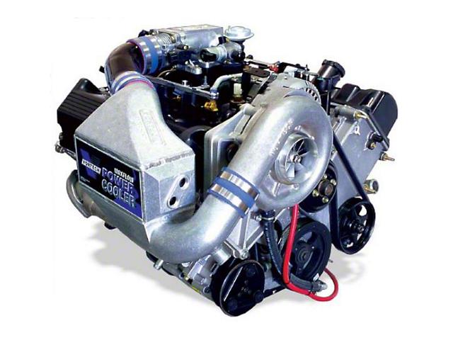 Vortech V-2 Si-Trim Supercharger Kit - Polished (1999 GT)