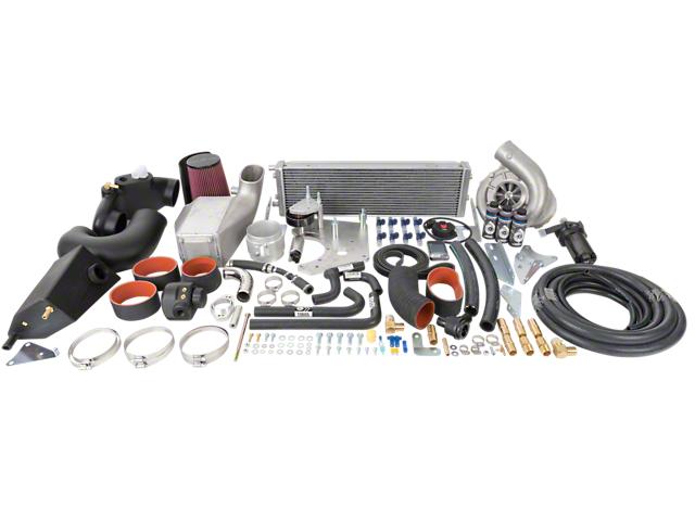 Vortech V-2 Si-Trim Supercharger Kit; Satin Finish (05-08 GT)