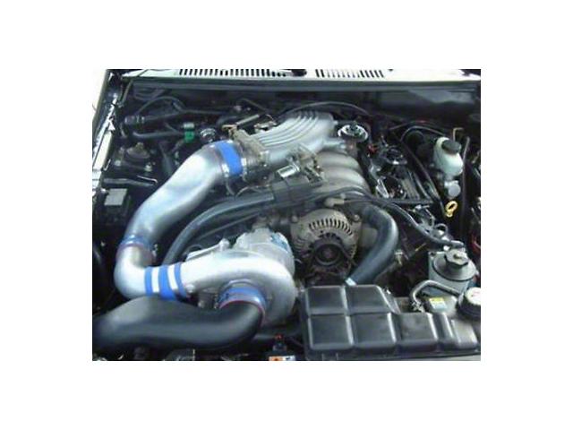 Vortech V-2 Si-Trim Supercharger Kit - Satin (2001 Bullitt)