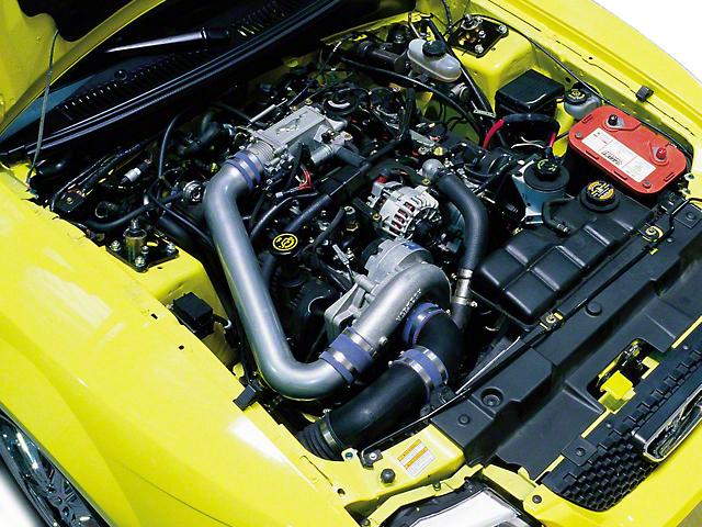 Vortech V-2 Si-Trim Supercharger Tuner Kit - Polished (99-04 GT)