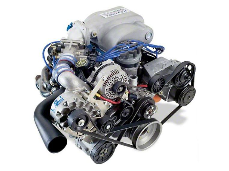 Vortech V-2 Si-Trim Supercharger Tuner Kit - Satin (94-95 5.0L)
