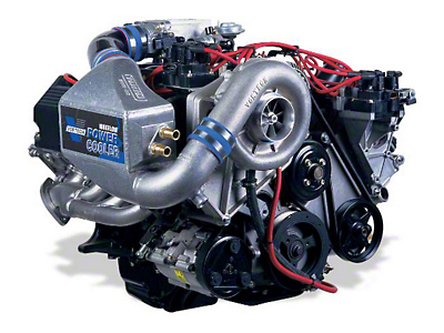 Vortech V-3 Si-Trim Supercharger System - Tuner Kit - Satin (96-98 GT)