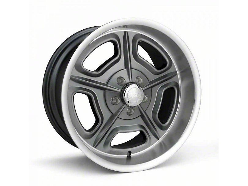 Race Star 32 Mirage Metallic Gray Wheel - 18x10 (05-14 Standard GT, V6)