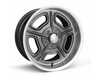 Race Star 32 Mirage Metallic Gray Wheel - 18x7 (05-14 Standard GT, V6)