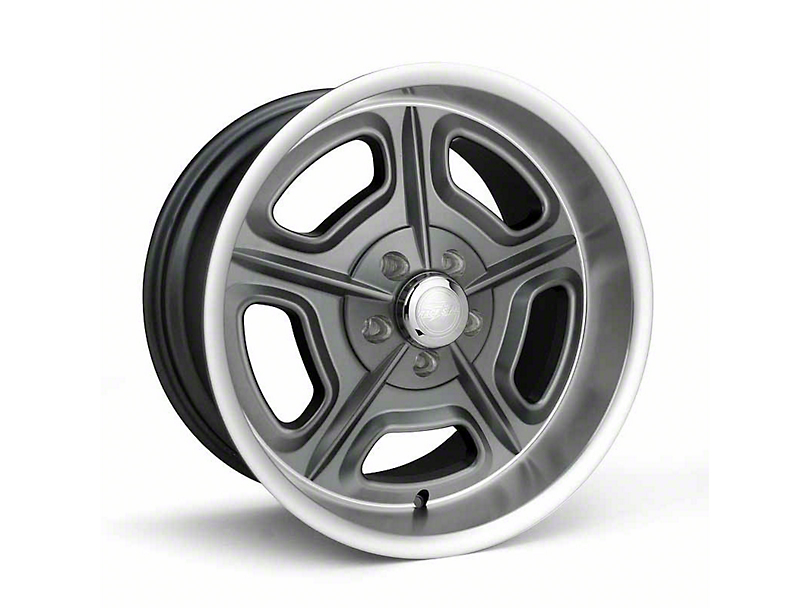 Race Star 32 Mirage Metallic Gray Wheel - 20x10 (05-14 Standard GT, V6)