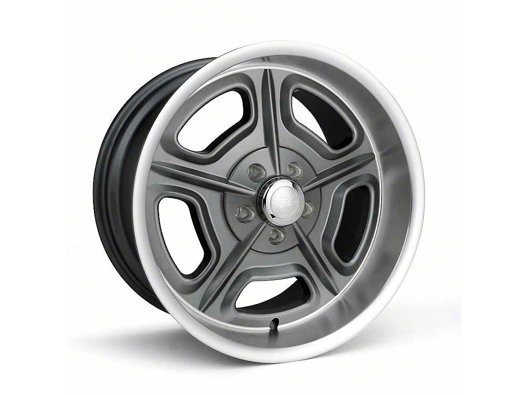 Race Star 32 Mirage Metallic Gray Wheel - 20x10 (05-14 Standard GT, V6)