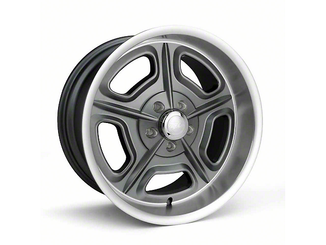 Race Star 32 Mirage Metallic Gray Wheel - 20x8.5 (05-14 Standard GT, V6)