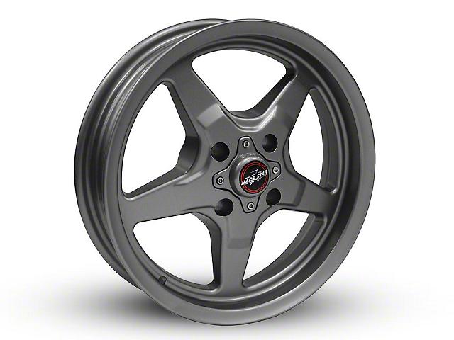 Race Star 91 Drag Star Black Chrome Wheel - 15x3.75 (87-93 All, Excluding Cobra)