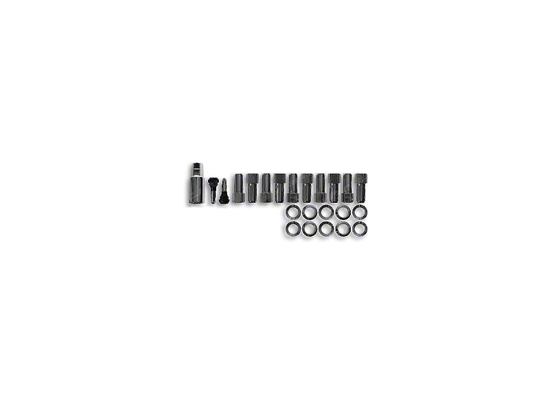 Race Star Closed End Acorn 10 Lug Nut Kit - 14mm x 1.5 (15-19 All)