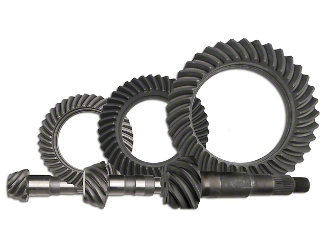G2 Axle and Gear Ring and Pinion Gear Kit; 5.13 Gear Ratio (05-10 V6)